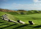 This is a landmark of Lykia Links. All the bunkers are covered with large wooden beams.