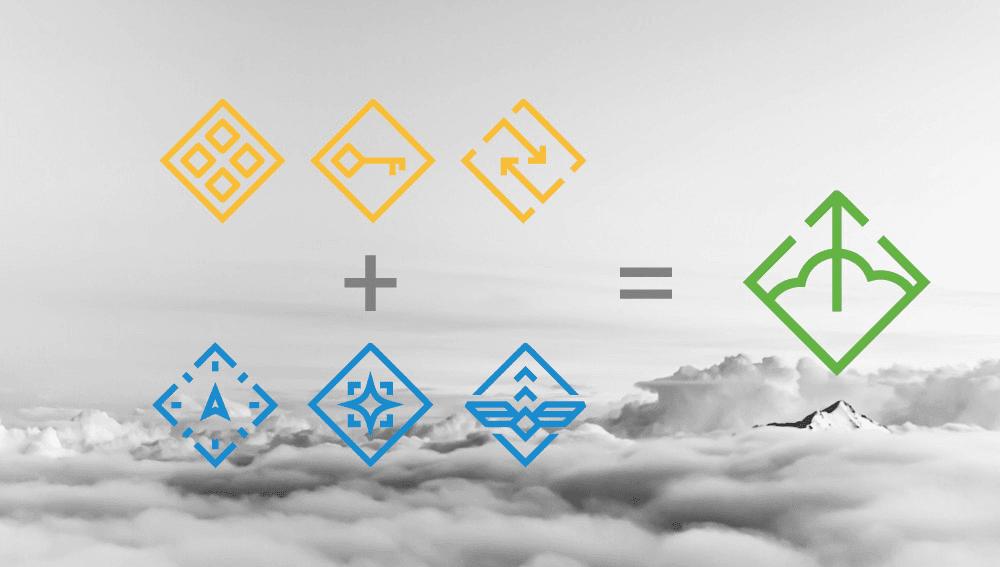 Icon set designed for Effortless