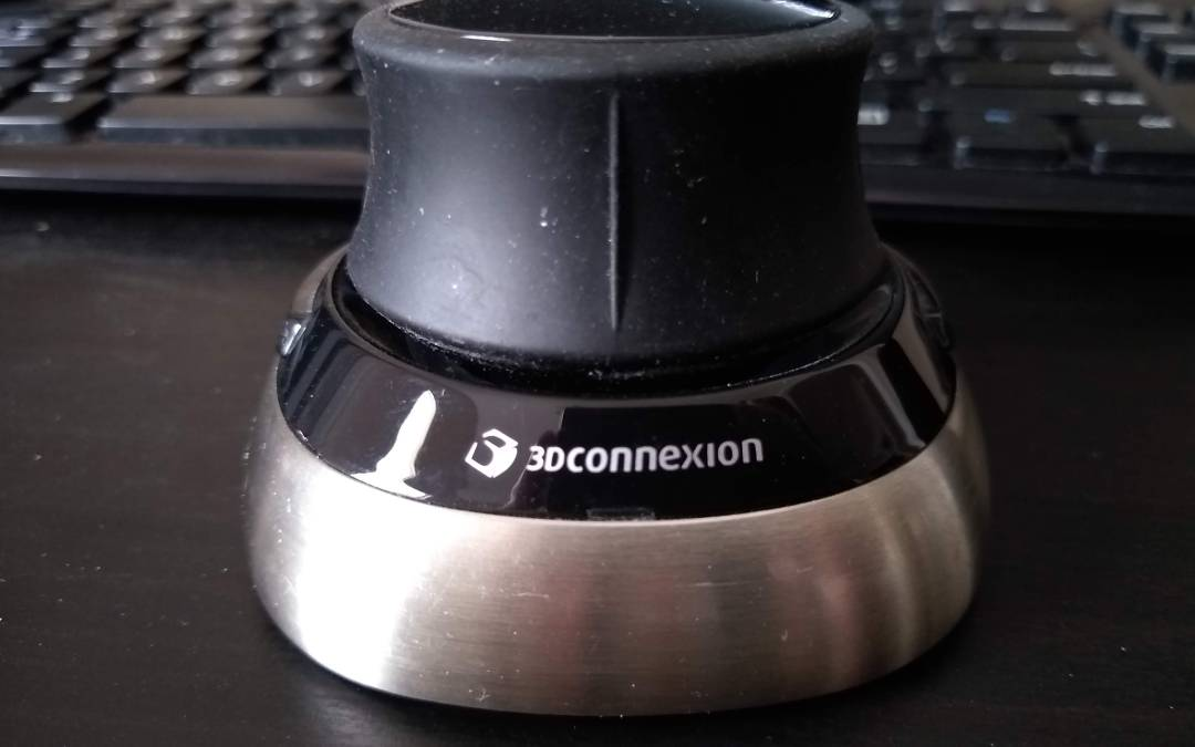 Using 3DConnexion Spacemouse with Linux