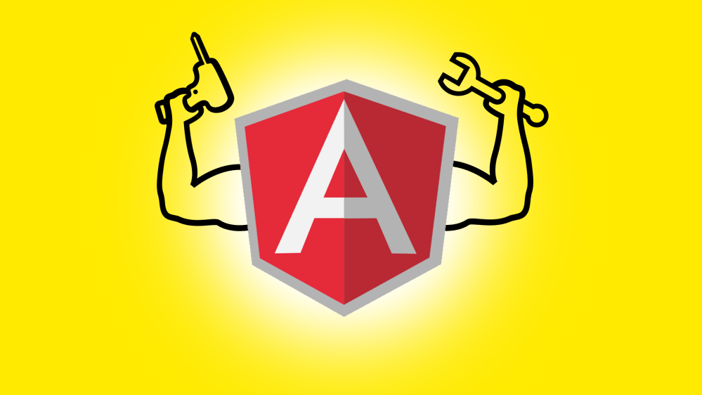 Unit Testing AngularJS Logo