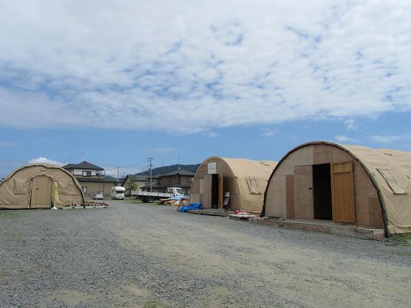 SP tents