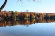 Fall Colors on May Pond