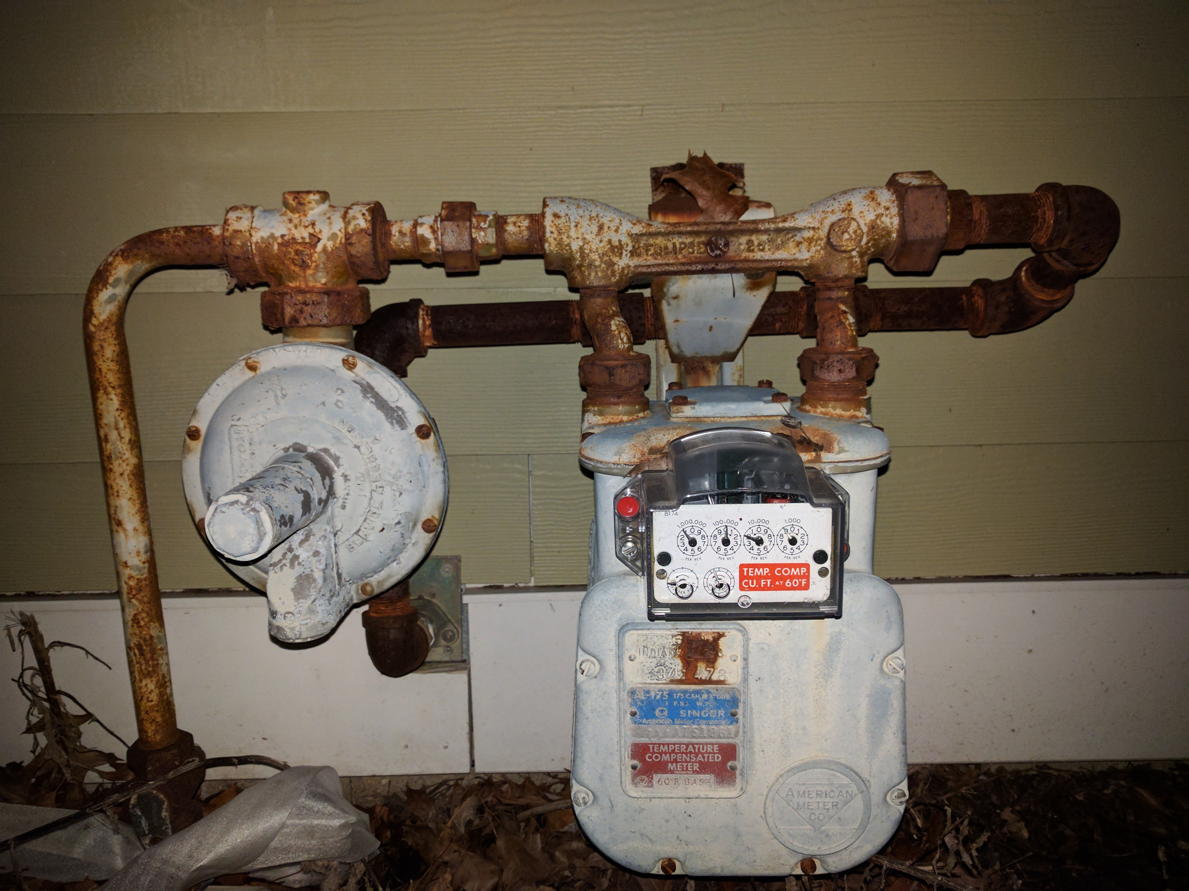 Mr Heater F260550 Big Maxx Mhu50ng Natural Gas Unit Matt Thermostat Wiring Diagram I Found My Suppliers Request Documents For Getting A New Meter Put In Stated That Would Need One Anyone On The Account Of Old Only