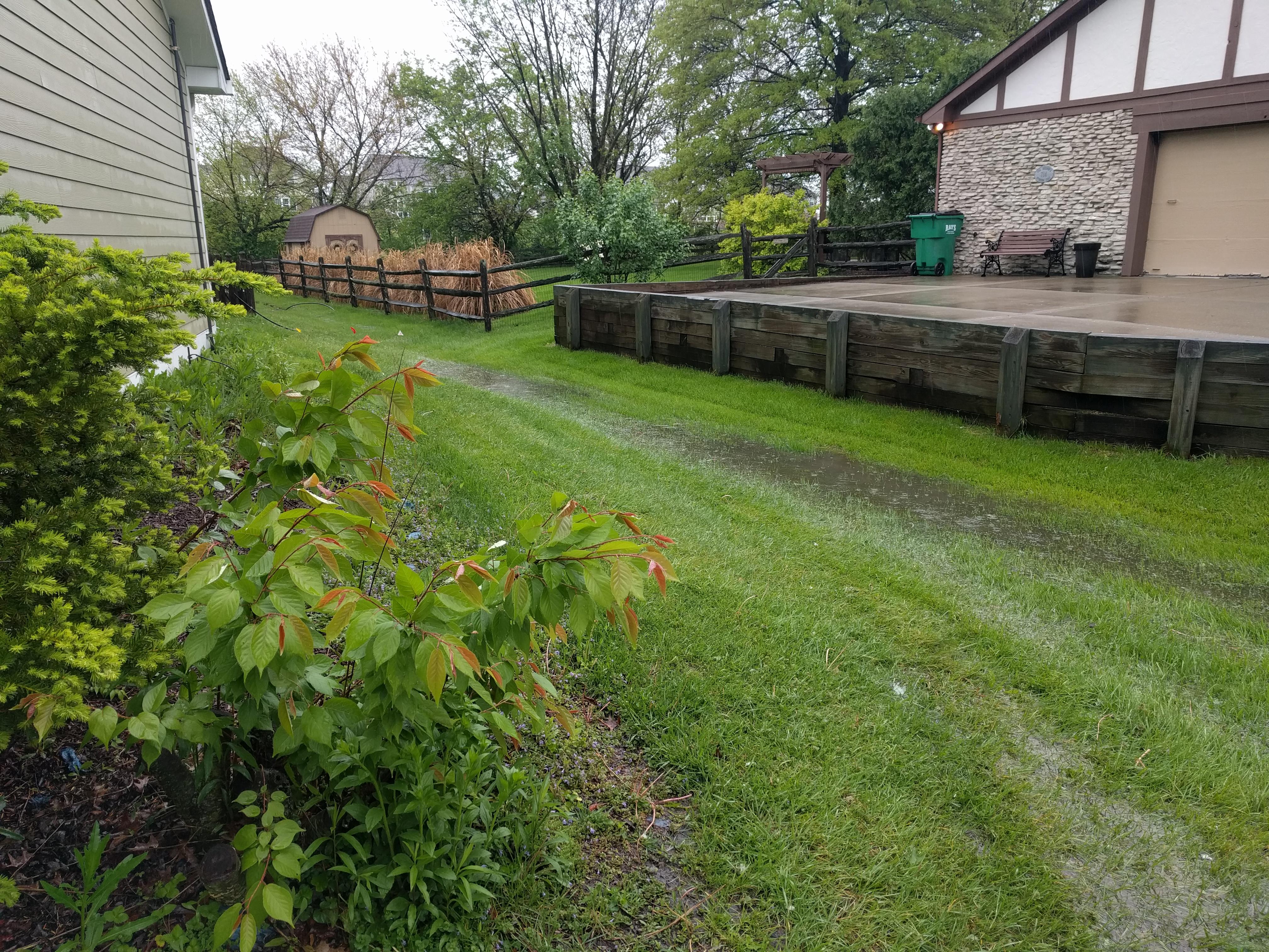 yard drainage matt lapaglia mcsd