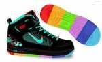 Rainbow Nike Air Jordan Shoes