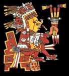 Xipe Totec Aztec God diety
