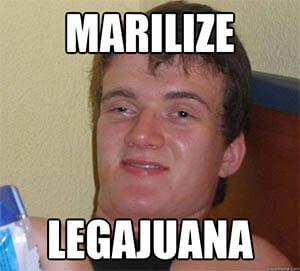 stoned guy