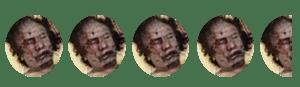 Kadaffi Rotting Head