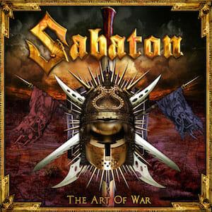 Sabaton Art of War Cover