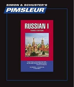 "Review: Pimsleur ""Speak & Read Essential Russian I"""