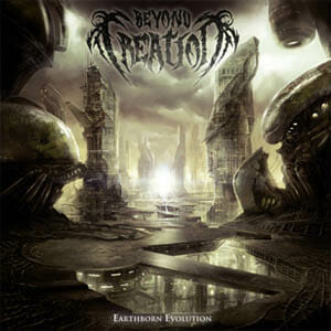 Beyond Creation Earthborn Evolution album cover
