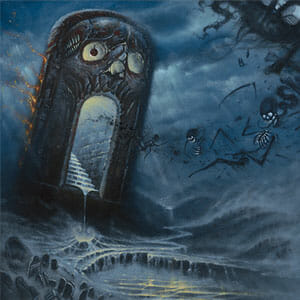 Revocation Deathless album Cover