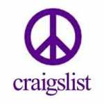 Craigslist Peace Sign Logo