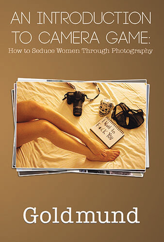"Book Cover: ""An Introduction To Camera Game"" by Goldmund"