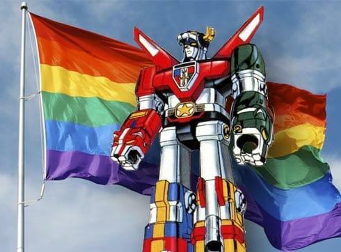 Gay Voltron