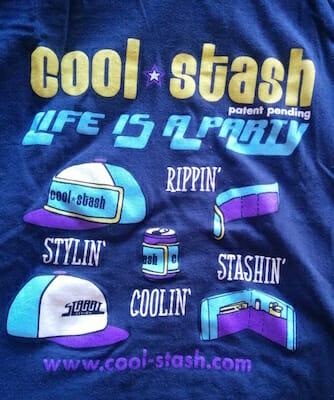 Cool Stash t Shirt