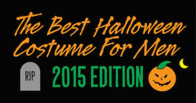 The Best Halloween Costume For Men