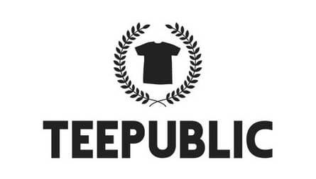 teepublic logo