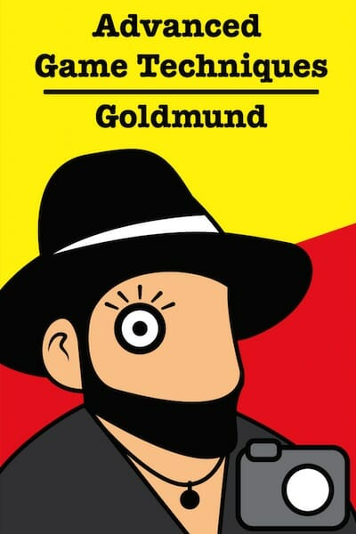 Book Cover: Advanced Game Techniques by Goldmund