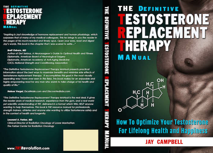 The Definitive TRT MANual by Jay Campbell