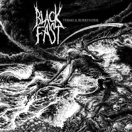 black fast terms of surrender album cover