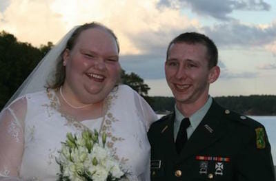 funny fat army wife marriage