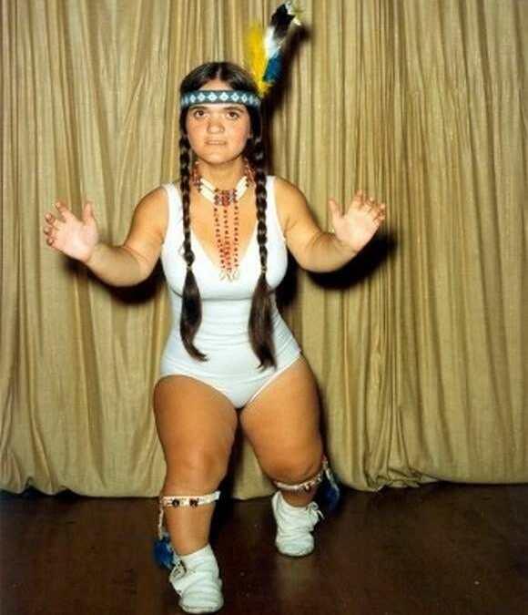 Bbw Native American Teen