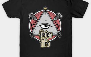 Gates of Fire Illuminati T-Shirt