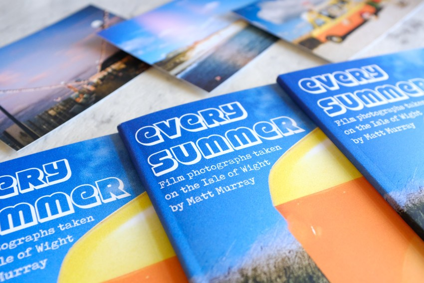 Every Summer film photography zine