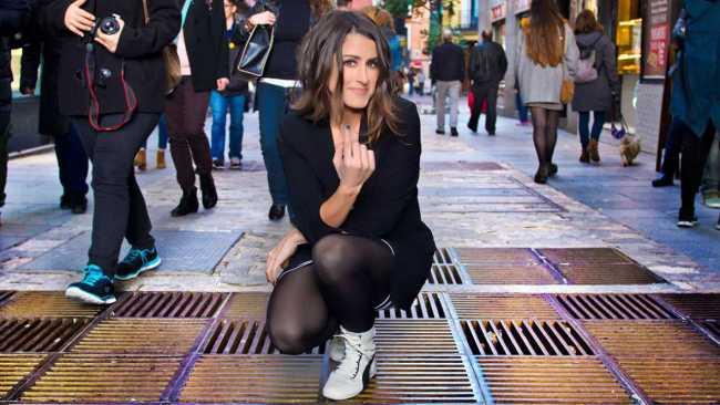 Barei Spain Eurovision 2016