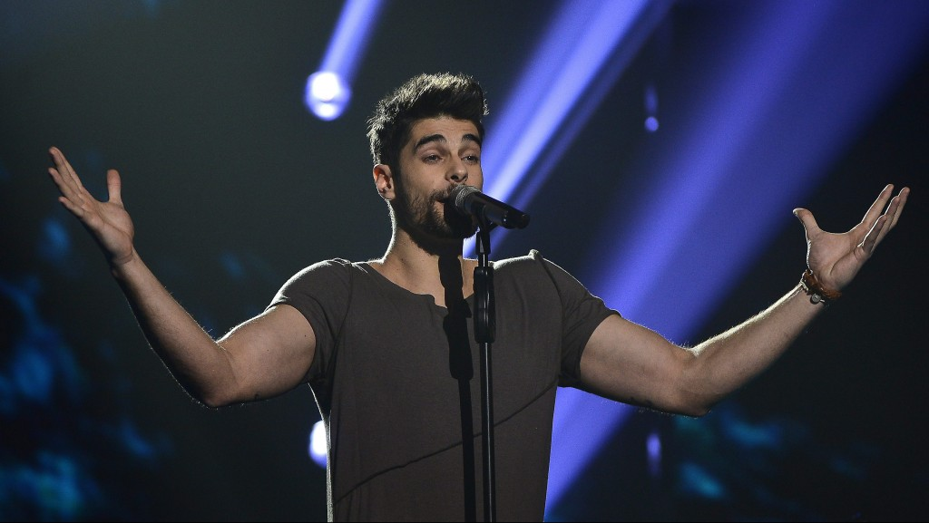 Freddie Hungary Eurovision 2016
