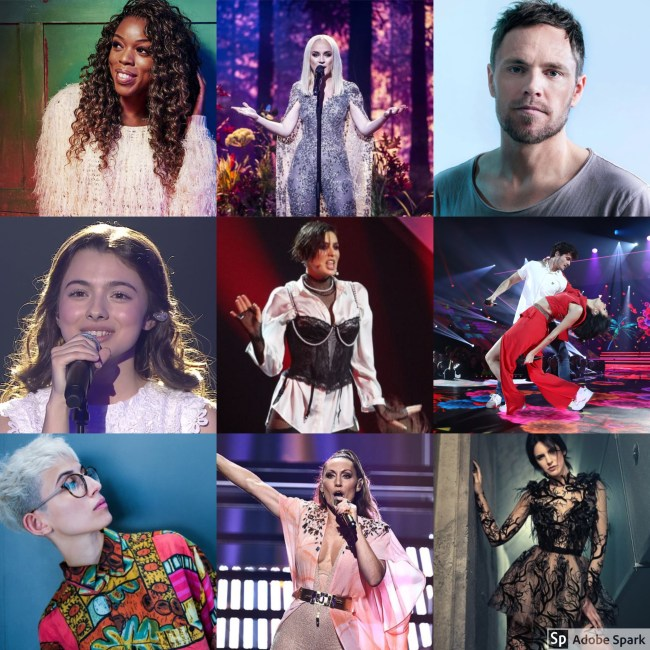 Eurovision national finals 2019 part 2