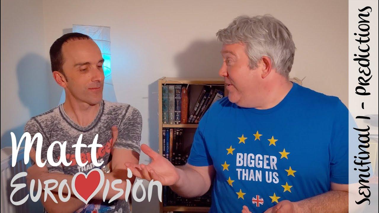 Eurovision 2019 semi-final 1 predictons