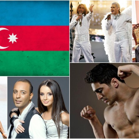 My Top 5 Eurovision songs from Azerbaijan