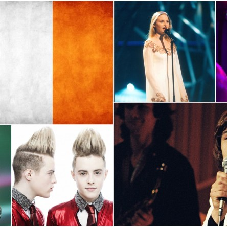 My top 5 Eurovision songs from Ireland