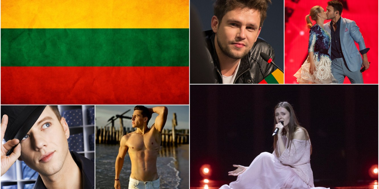 Top 5 Eurovision songs from Lithuania