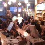Oulipo in NYC, April 2009, part I: Roubaud, Monk/Bellos on Perec