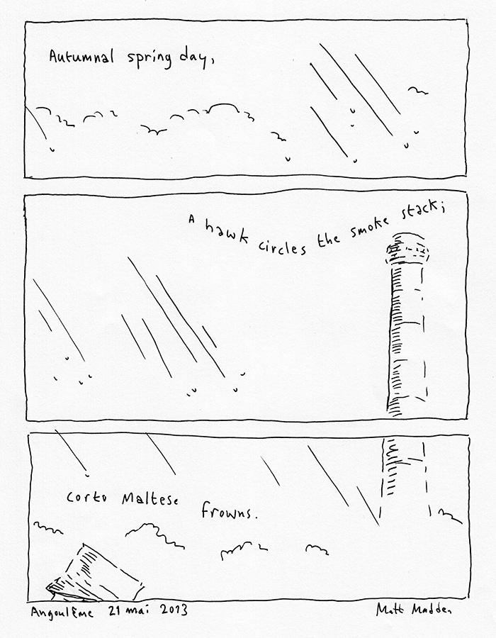 corto haiku