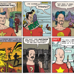 The History of American Comic Books in Six Panels (2012)