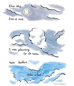haiku comic