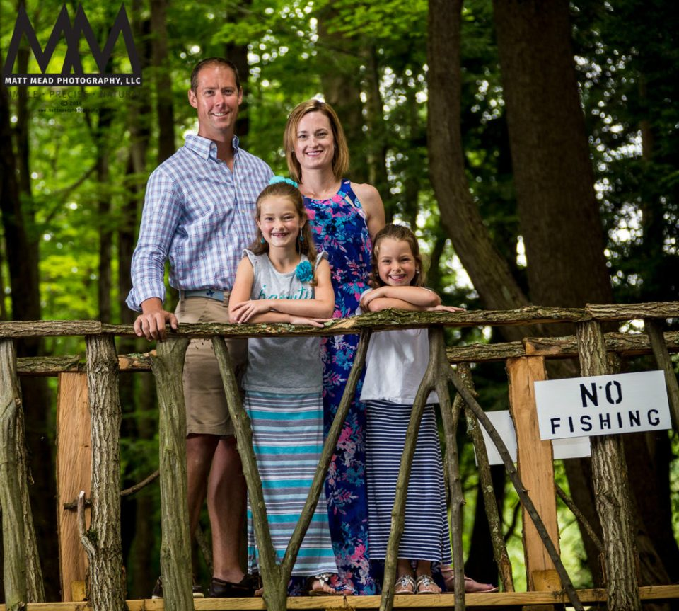 family portraits in Ligonier PA