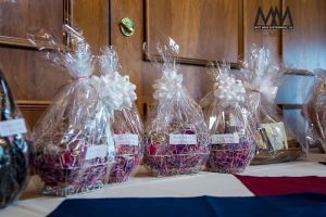 erie pa wedding venue yacht club gift bags photo