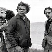 Behind the Scenes: Gordon Willis at work