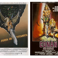 "A look back at the ""Sword and Sorcery"" posters of the 1980s"