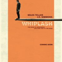 Movie Poster of the Day: Whiplash (2014)
