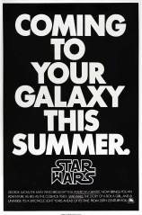 Star Wars advance poseter #2