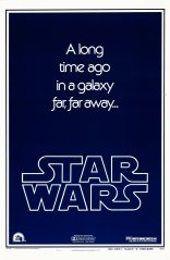 Star Wars advance poster