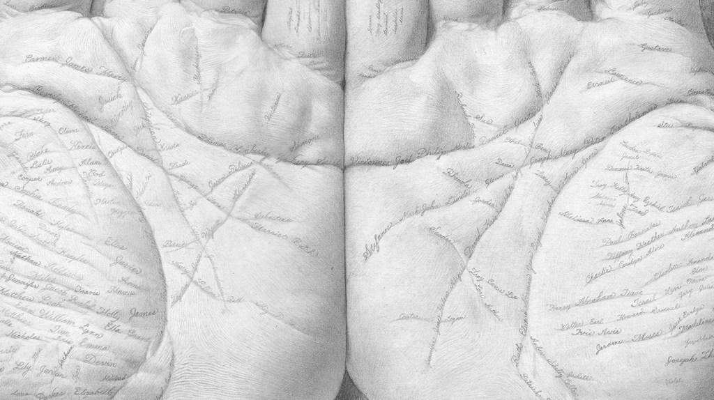 Hands of God.