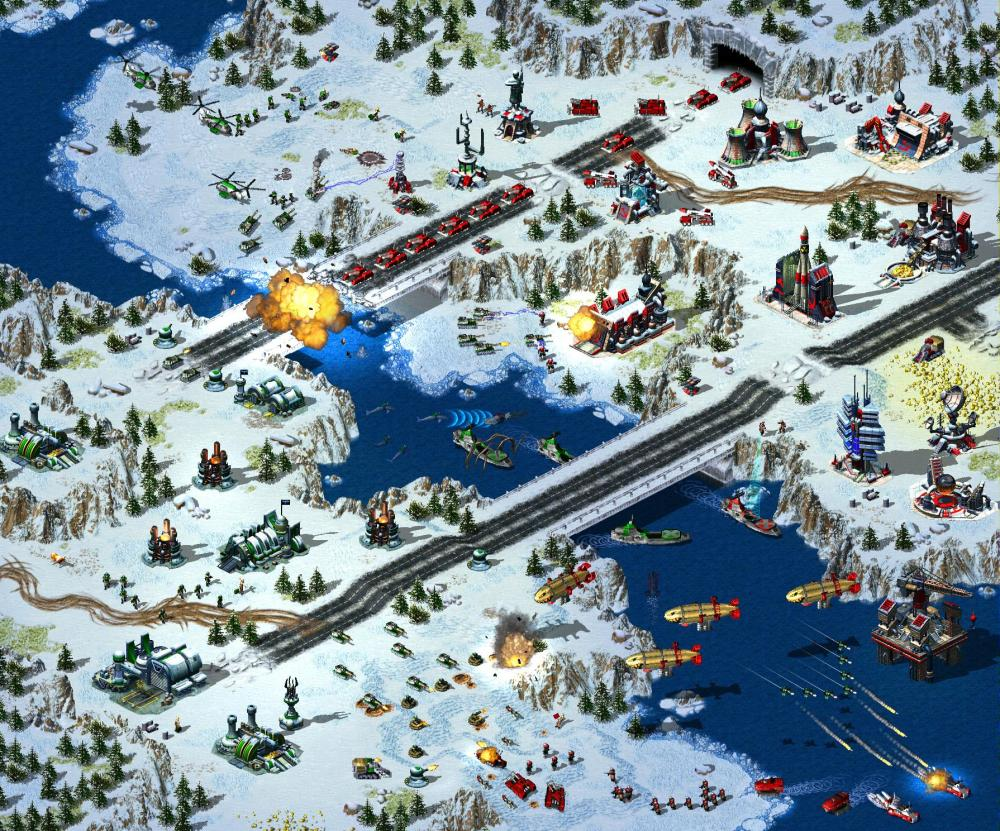 Command & Conquer: Red Alert 2 (1/6)