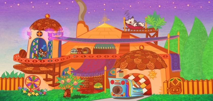 Cat House Concept